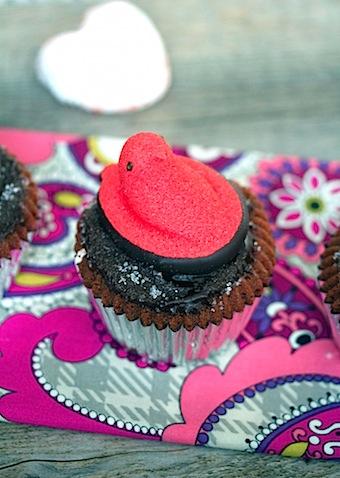 Red Velvet Marshmallow Peeps Cupcakes 8.jpg