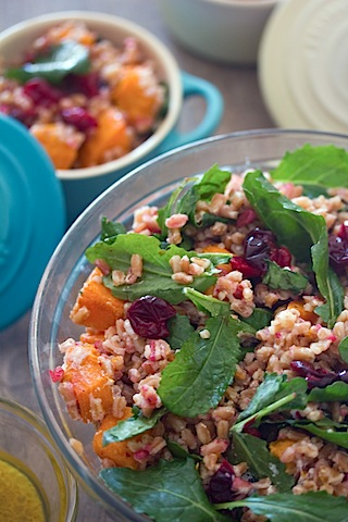 Roasted Cranberry Farro Salad with Curry Dressing 10.jpg