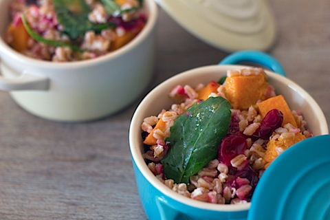 Roasted Cranberry Farro Salad with Curry Dressing 11.jpg
