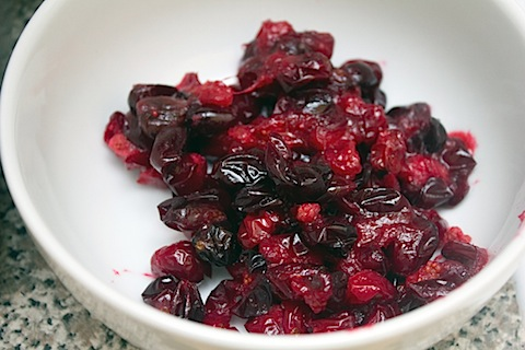 Roasted Cranberry Farro Salad with Curry Dressing Cranberries in Bowl.jpg