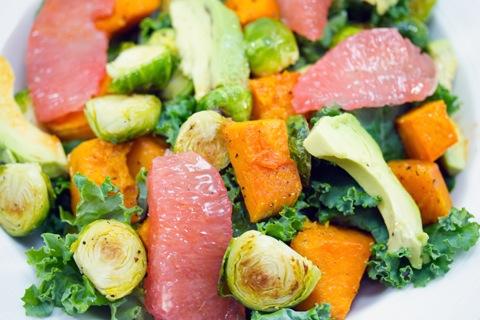 Roasted Vegetable and Citrus Kale Salad- 6.jpg