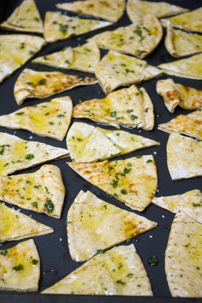 Sage_Pita_Chips_Bake