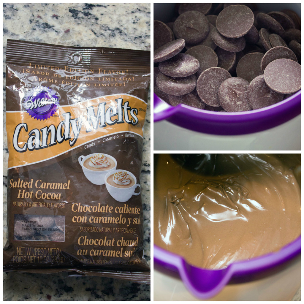 Salted-Caramel-Hot-Cocoa-Candy-Melts-Collage