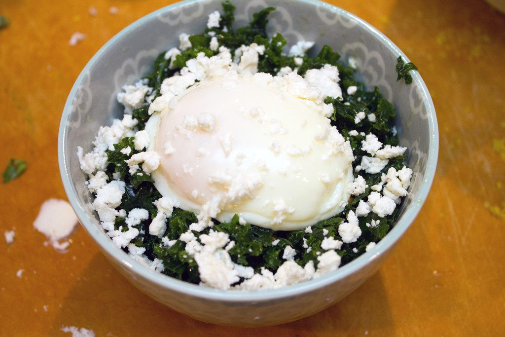 Slow-Boiled-Egg-on-Kale-Feta