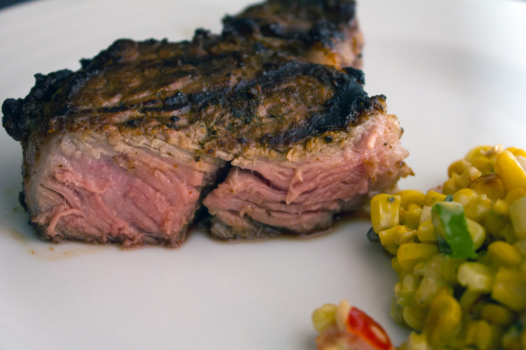 Smith and Wollensky Grilled Rib Eye