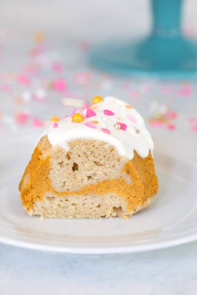 Sour Cream Pumpkin Pie Bundt Cake -- For when you can't decide between cake or pie   wearenotmartha.com