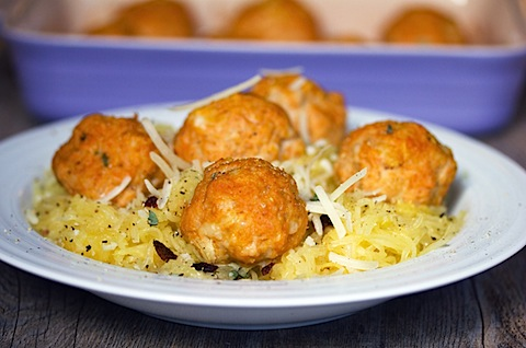 Spaghetti Squash and Pumpkin Chicken Meatballs 3.jpg