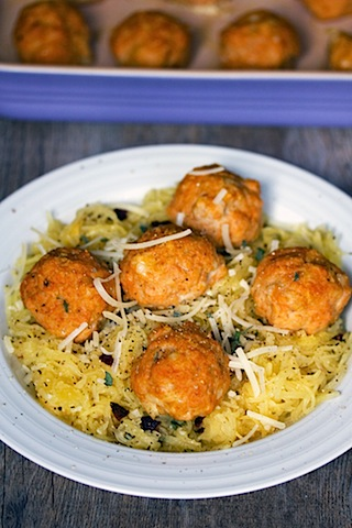 Spaghetti Squash and Pumpkin Chicken Meatballs 4.jpg