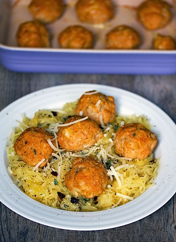 Spaghetti Squash and Pumpkin Chicken Meatballs 5.jpg