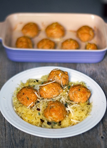 Spaghetti Squash and Pumpkin Chicken Meatballs 9.jpg