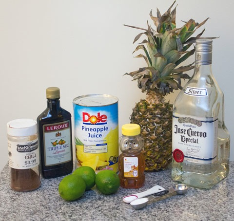 Spice Pineapple Cocktail Ingredients.jpg