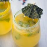 Spooky Citrus Margarita