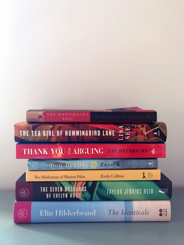 Summer Reading List | wearenotmartha.com