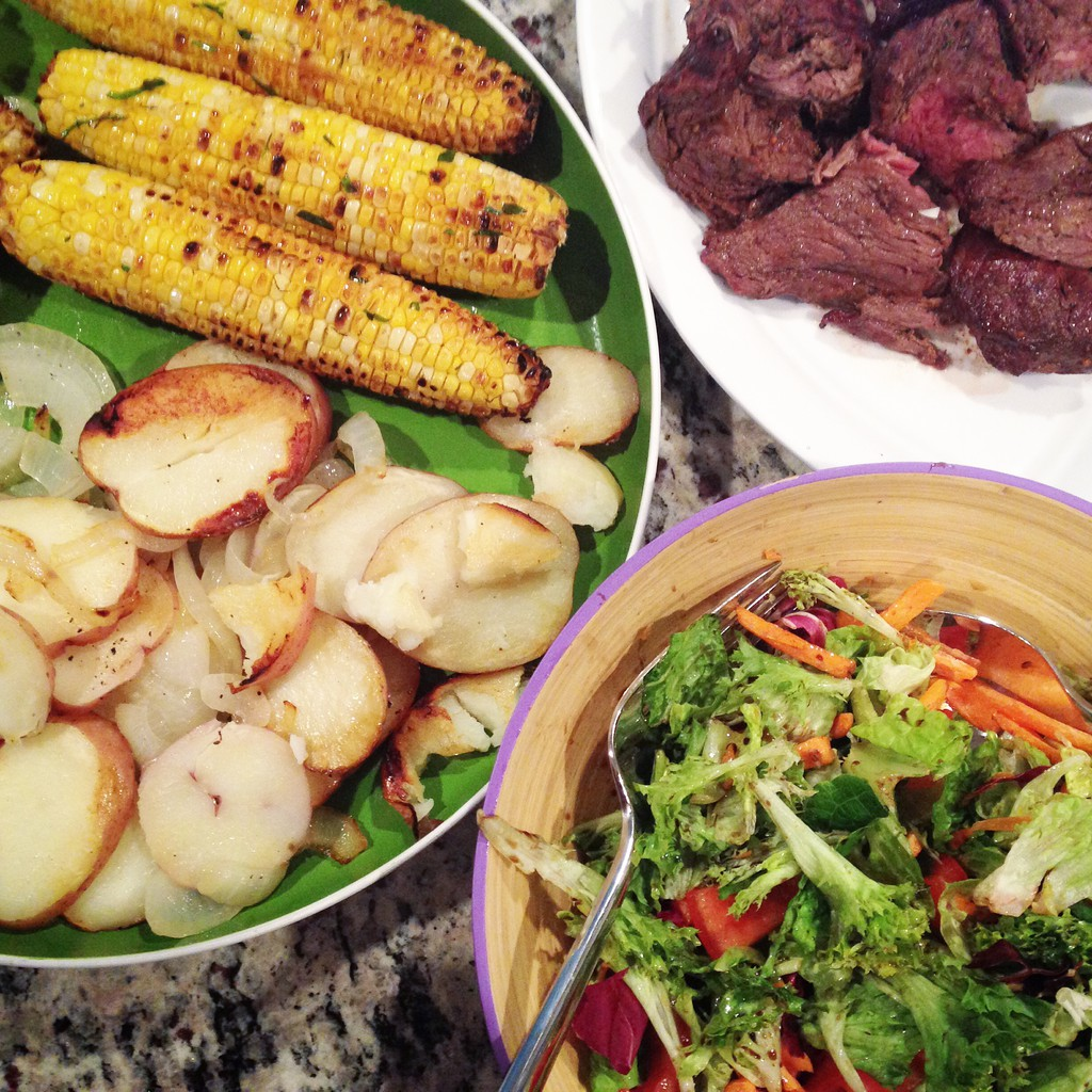Summer_Meal_at_home