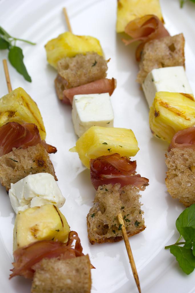 Sweet and Salty Kebabs 8