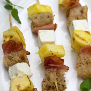 Sweet and Salty Kebabs 9