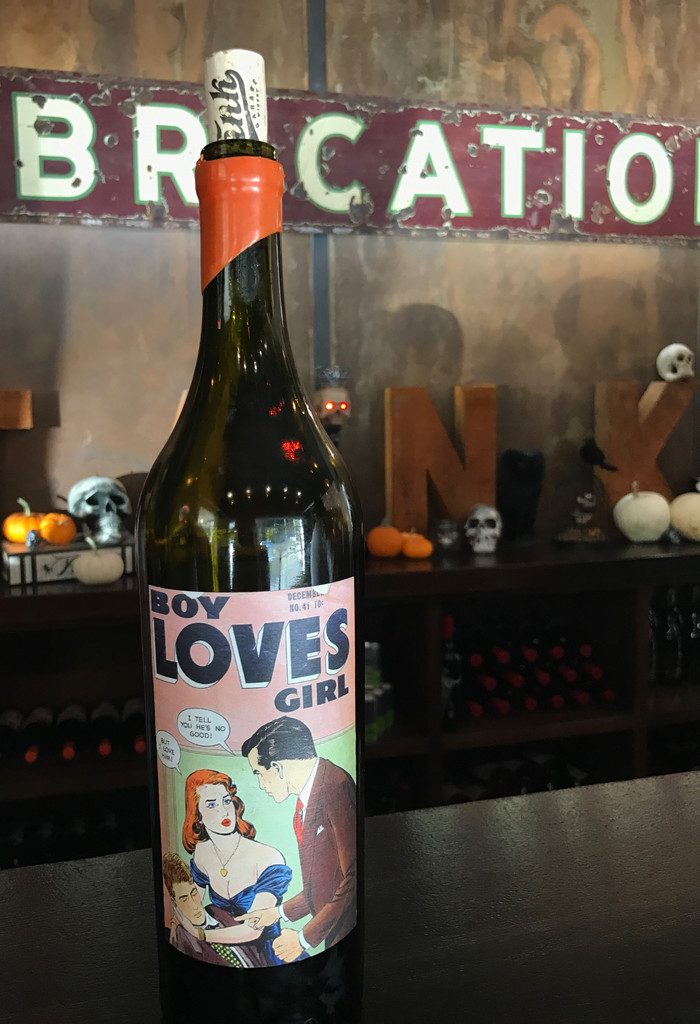 San Francisco and Wine Country Trip -- Tank Garage Winery | wearenotmartha.com