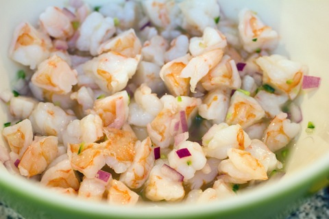 Tequila Shrimp Ceviche Shrimp in Marinade.jpg