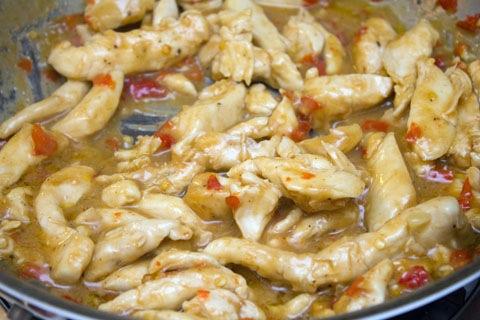 Thai Chicken Tacos with Peanut Sauce Chicken Sauce 2.jpg