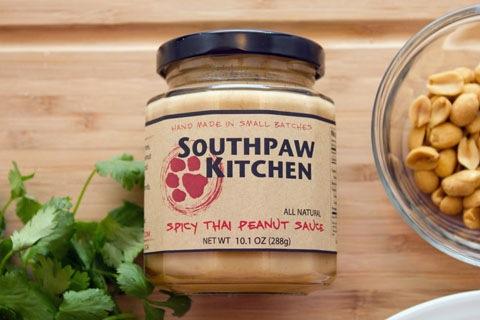 Thai Chicken Tacos with Peanut Sauce Southpaw Kitchen Sauce.jpg
