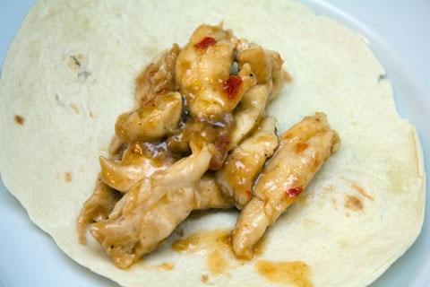 Thai Chicken Tacos with Peanut Sauce Taco Building.jpg