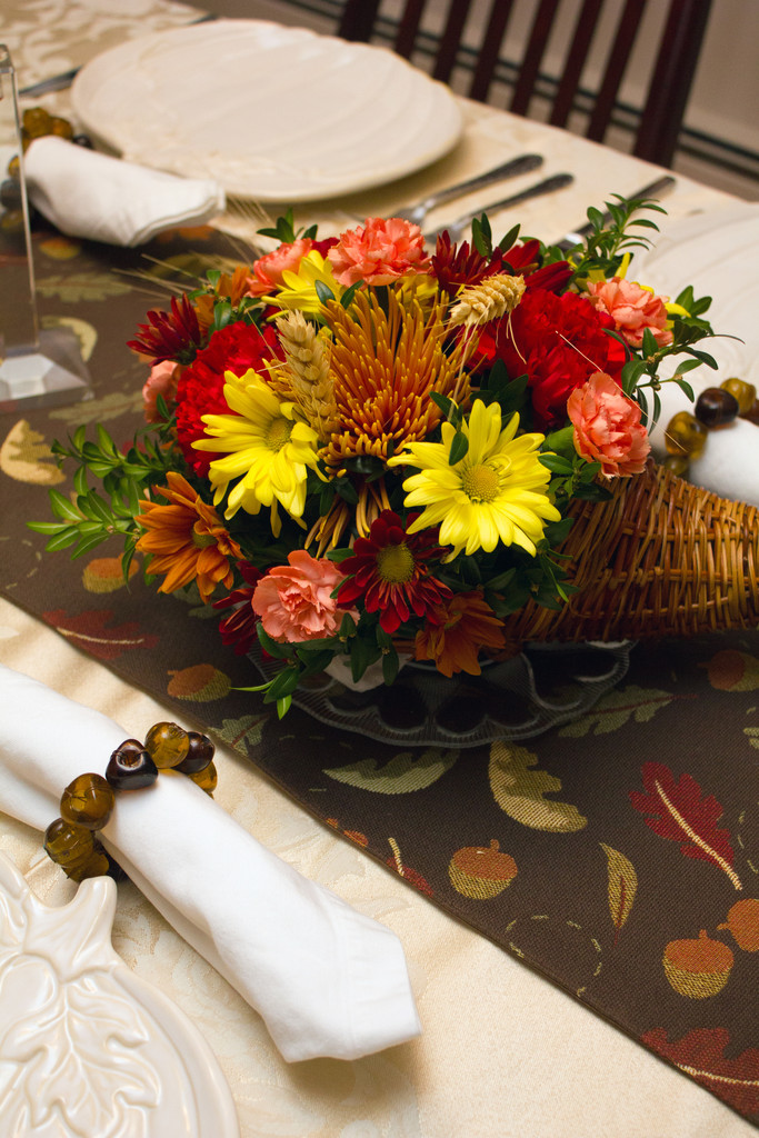 Thanksgiving_Flower_Cornucopia