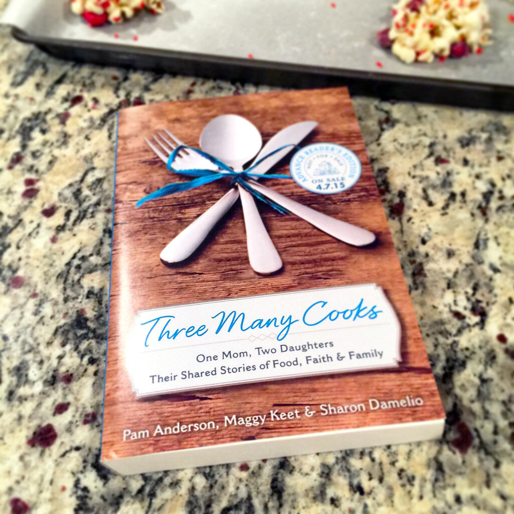 Three Many Cooks | wearenotmartha.com