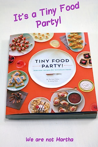 Tiny Food Party.psd