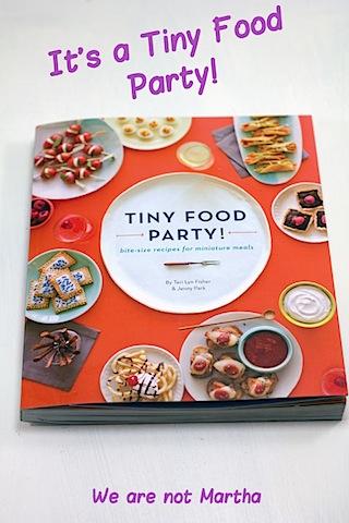 Tiny Food Party.psd