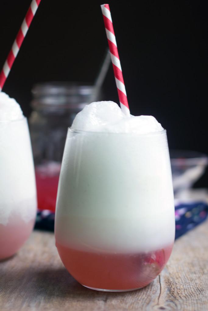 Tipsy Rhubarb Ice Cream Soda 2