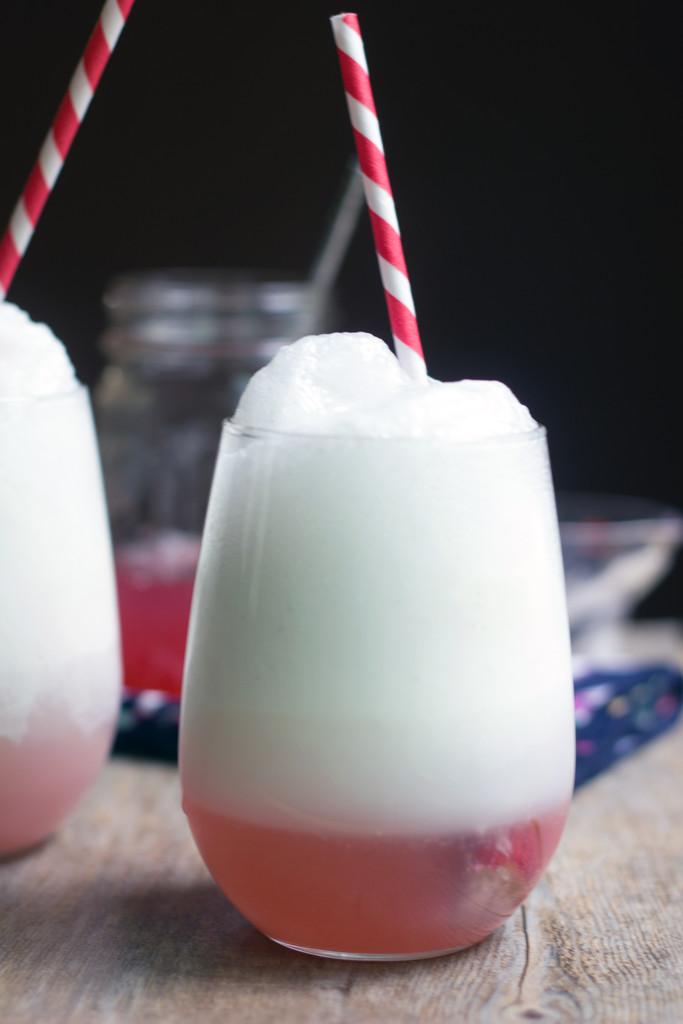 Tipsy Rhubarb Ice Cream Soda 3
