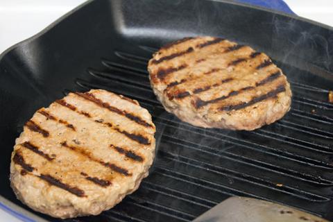Turkey BST Burgers Cooking.jpg