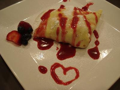 Valentine's Day Crepes