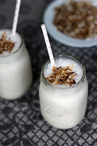 Toasted Coconut Milkshakes Recipes — Dishmaps