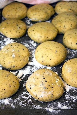 Vanilla Latte Dougnuts Dough Rounds Rise.jpg