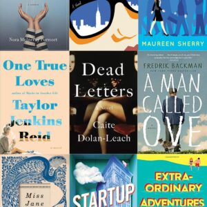 What I Read in April 2017 -- Recommendations for Books to Read | wearenotmartha.com