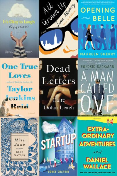 What I Read in April 2017 -- Recommendations for Books to Read   wearenotmartha.com