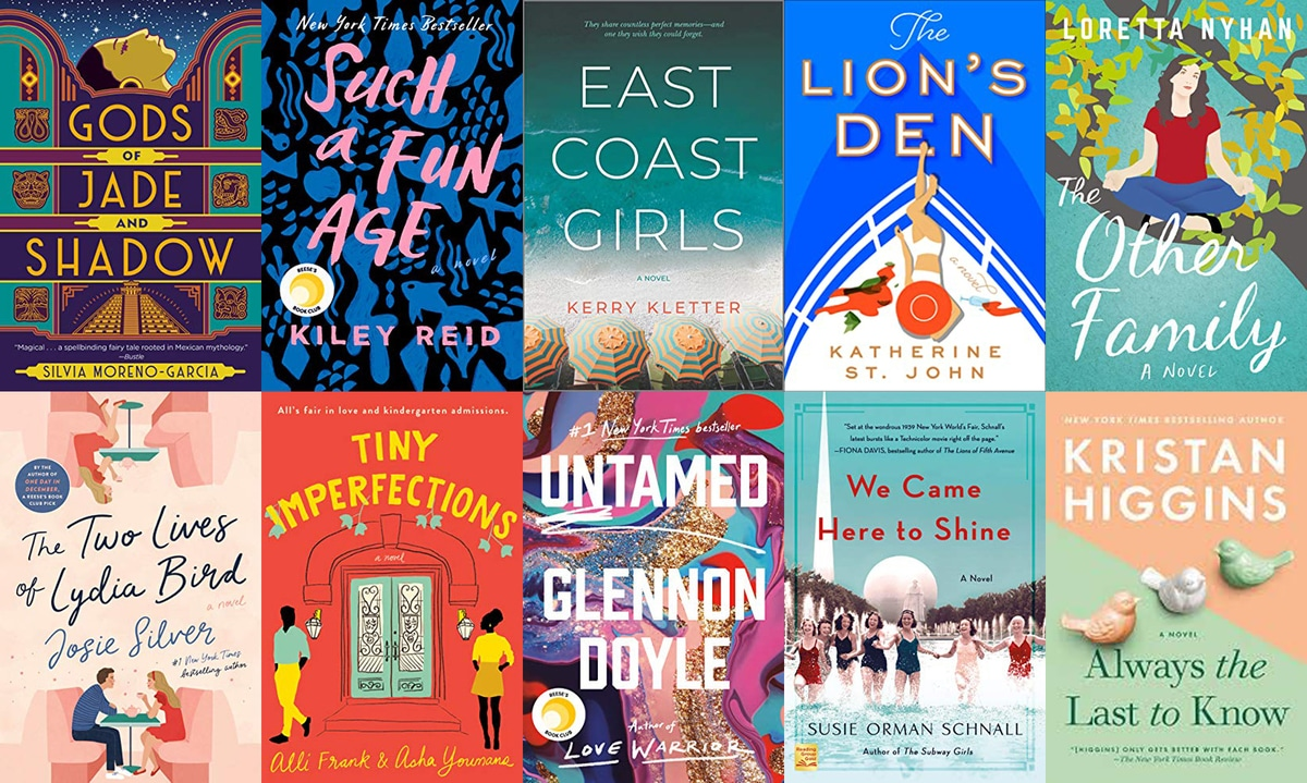 What I Read: April 2020 | Recommendations for Books to Read