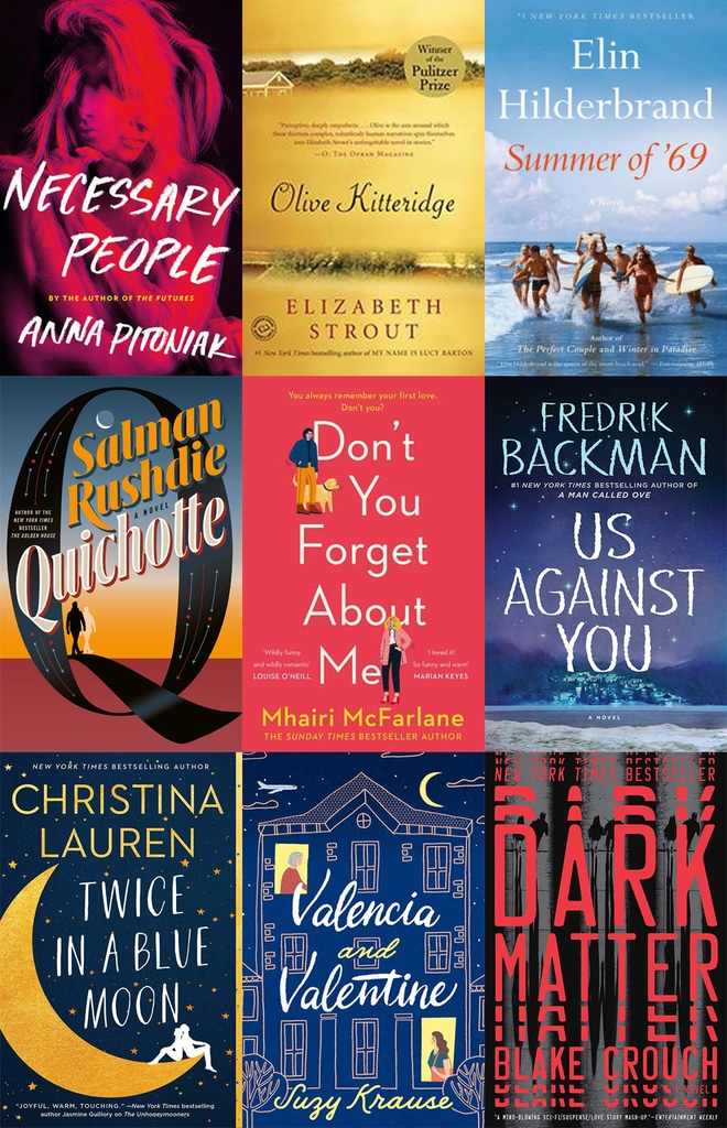 What I Read: August 2019 | Recommendations for Books to Read