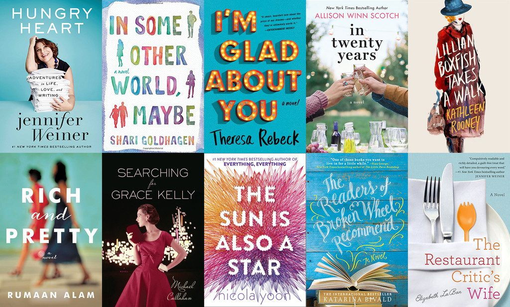 What I Read in February 2017 -- Recommendations for Books to Read | wearenotmartha.com