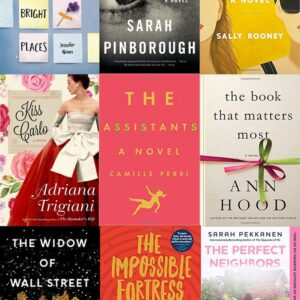My book reviews from June 2017 to help you decide what books to read next & give you an endless supply of book recommendations | wearenotmartha.com