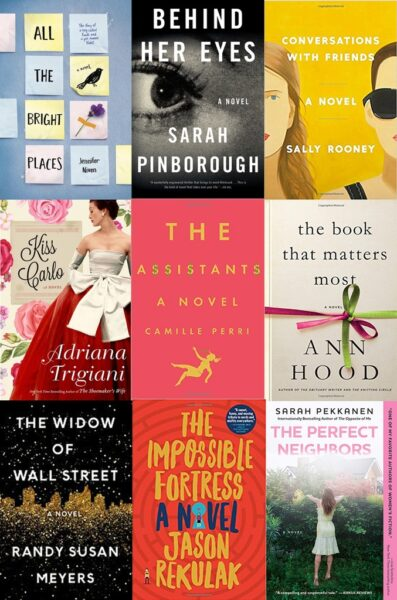 My book reviews from June 2017 to help you decide what books to read next & give you an endless supply of book recommendations   wearenotmartha.com