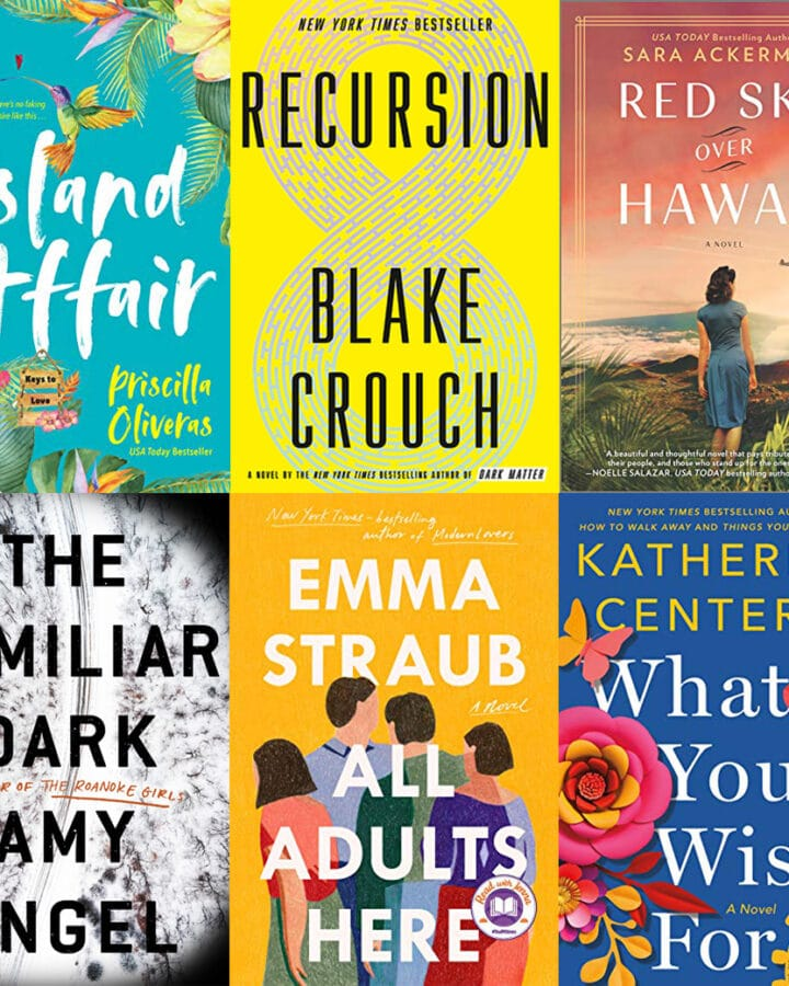 My book reviews from May 2020 to help you decide what books to read next & give you an endless supply of book recommendations | wearenotmartha.com #books #bookreviews