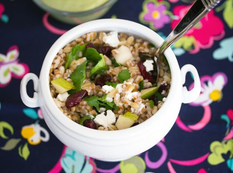 Wheat Berry Pearl Barley Salad with Pear and Goat Cheese 7.jpg