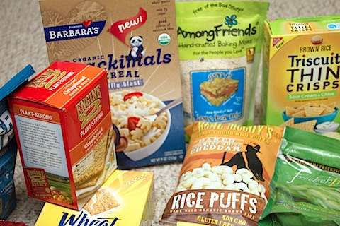 whole grain sampling day 2014 (+ a whole grain giveaway!)
