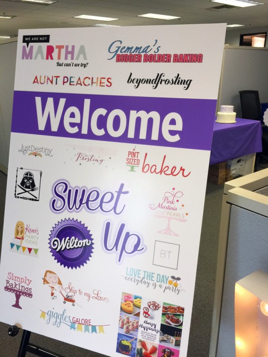 Wilton_Treat_Team_Welcome_Sign