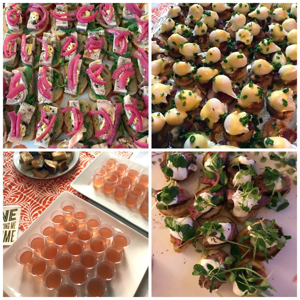 Wine Party Appetizers