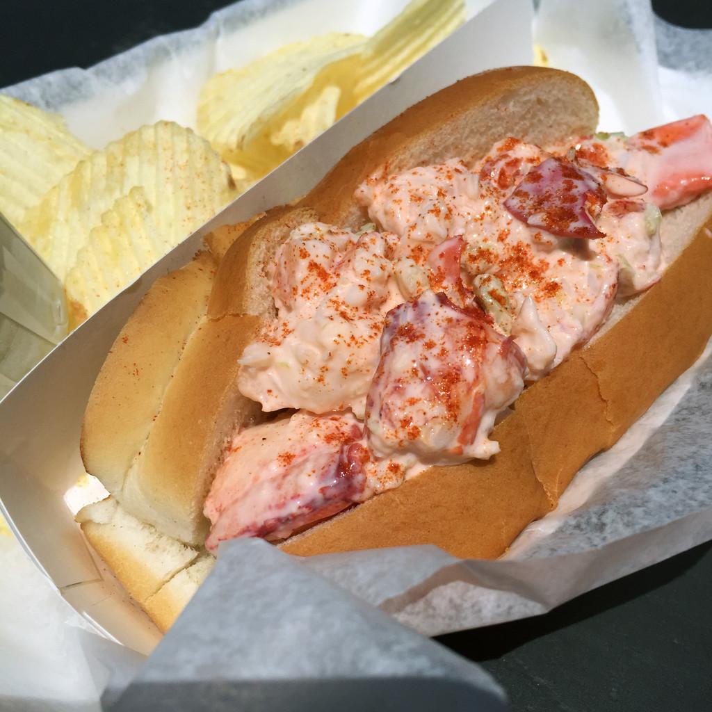 Lobster Roll | wearenotmartha.com