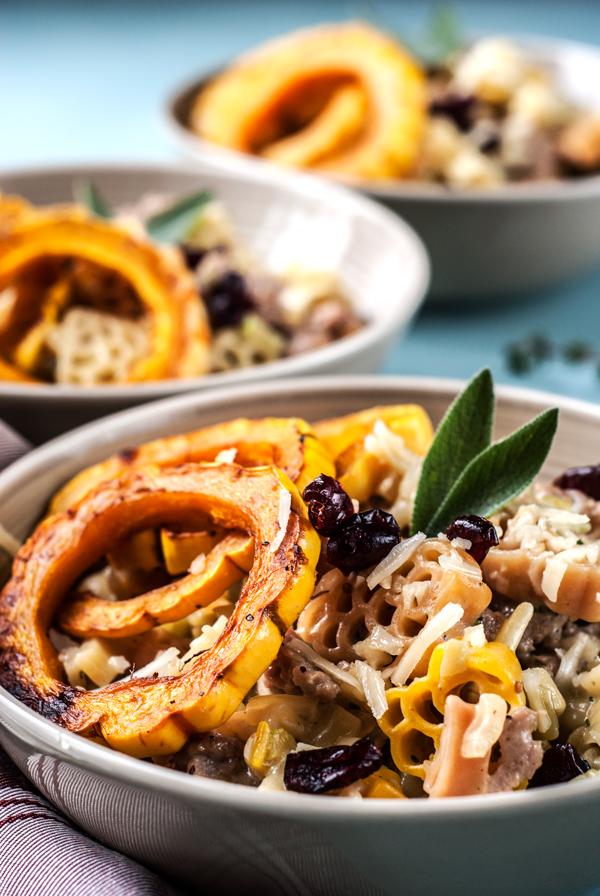 thanksgiving-turkey-stuffing-pasta