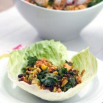 Southwestern Lettuce Wraps (and a Crisp giveaway!)